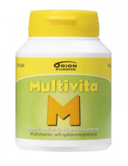 MULTIVITA MONIVITAMIINI 200 TABL