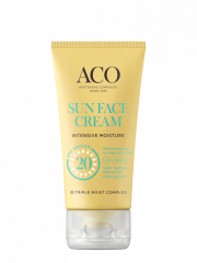 ACO SUN Face cream spf 20 light touch mattifying 50 ml